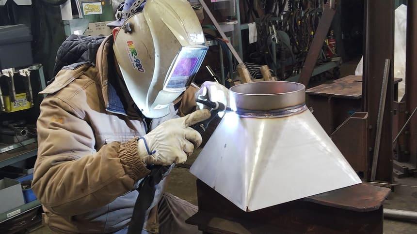 TIG溶接|製作実績|フェニックス工業